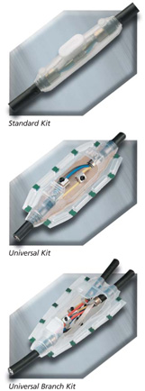 Low Voltage Resin Jointing Kits